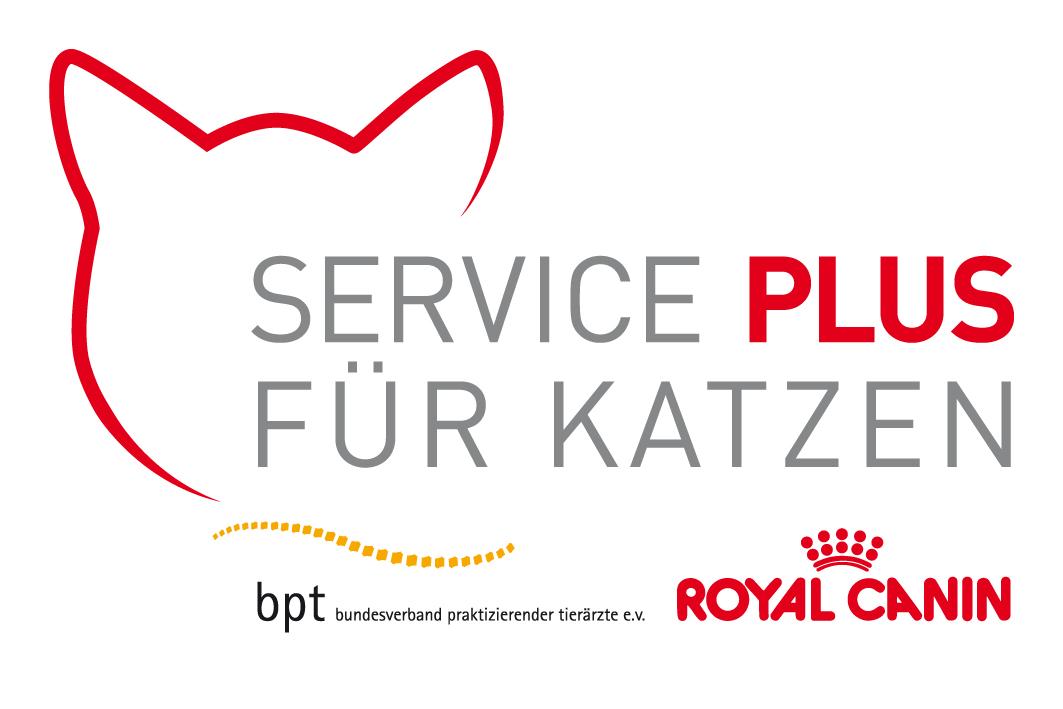 Service Plus für Katzen